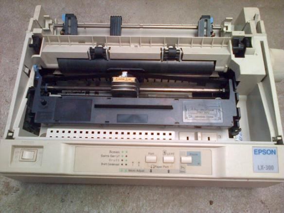 Dijual Printer EPSON LX-300