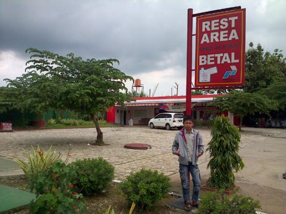 Rest Area Betal, Nguntoronadi