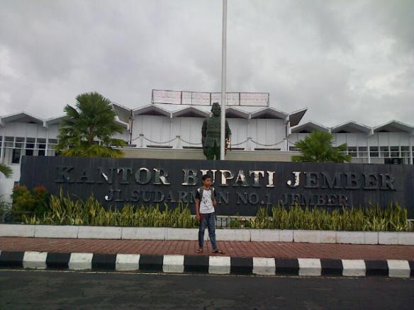 Kantor Bupati, Kabupaten Jember