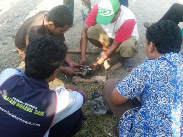 Perbaikan oleh Mekanik dari Semarang
